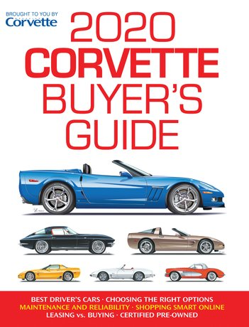 2020 Corvette Buyer's Guide