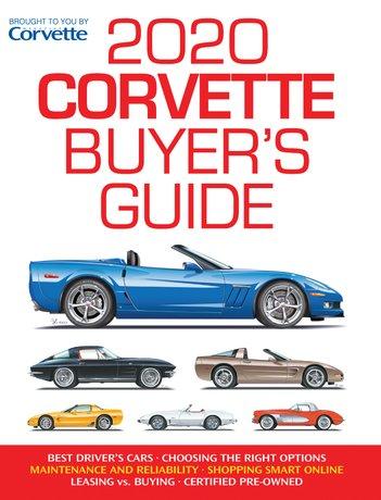 2020 Corvette Buyer's Guide