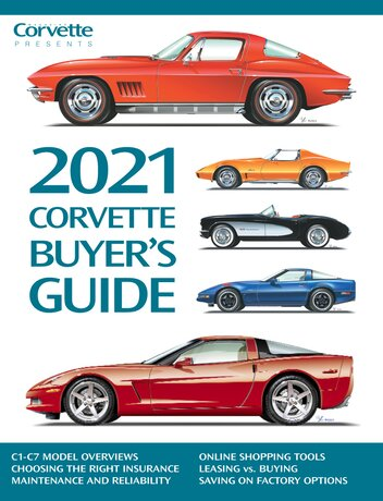 2021 Corvette Buyer's Guide