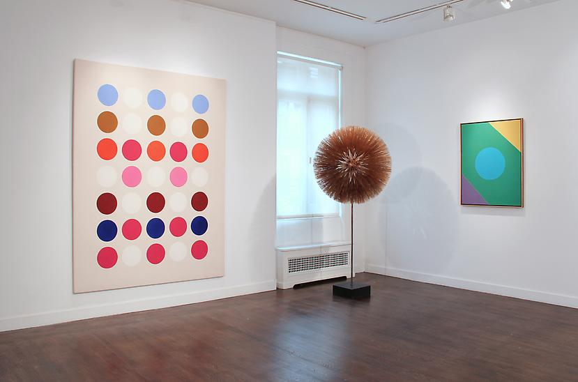 Installation view of Against Nature at James Graham & Sons in New York, NY. On view September 11 through October 12, 2013.