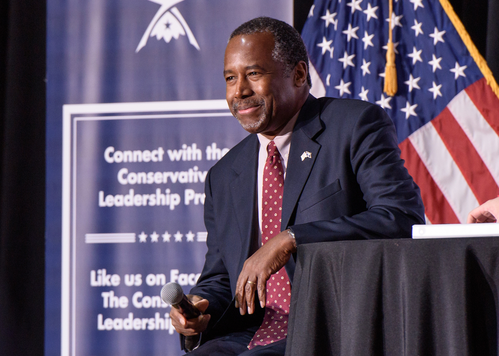Ben Carson calls for a Convention of States to propose term limits