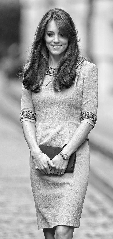 William, Kate y sus hijos no celebrarán las fiestas con la reina Elizabeth II, sino con los Middleton.