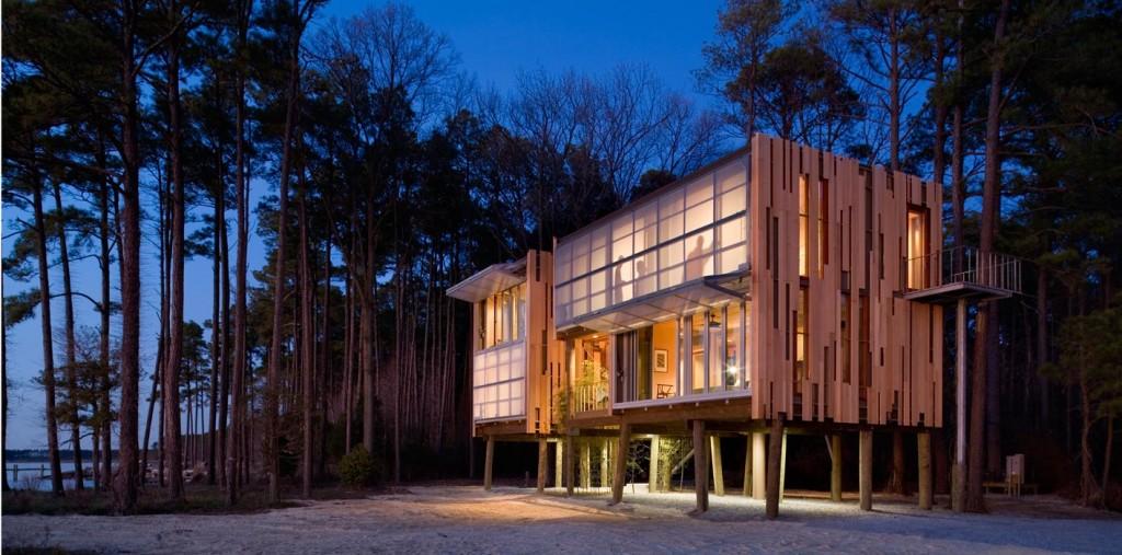 loblolly residencia privada en Maryland, taylors island