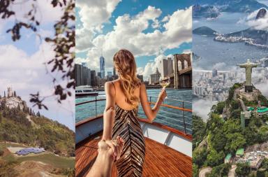 Mejores cuentas de viaje en Instagram