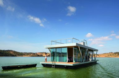 Casa flotante: FloatWing