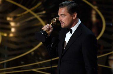 DiCaprio y el Oscar