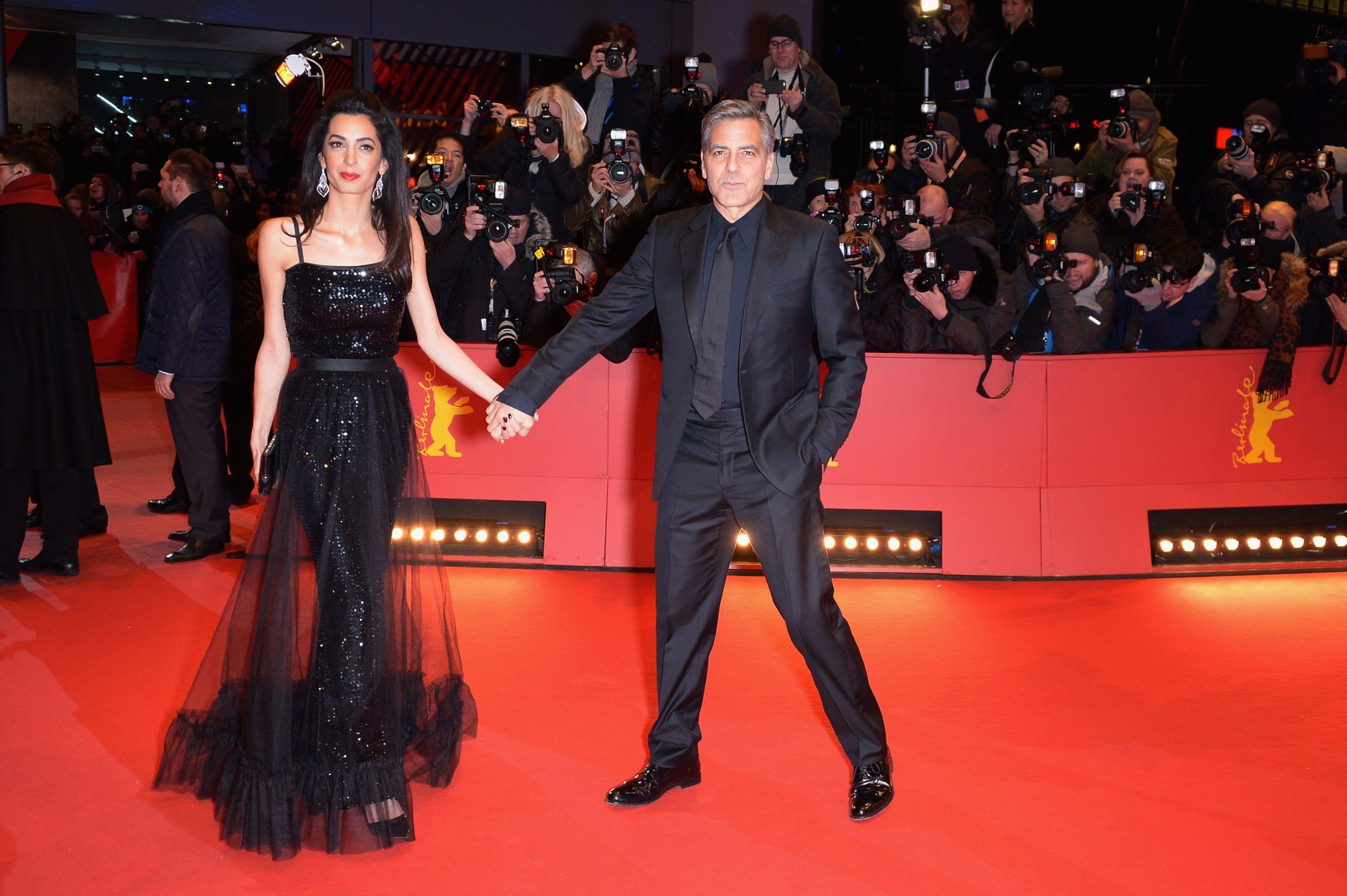 Clooney y Alamuddin contrajeron matrimonio el 27 de setiembre de 2014 en una ceremonia que se llevó a cabo en Venecia.