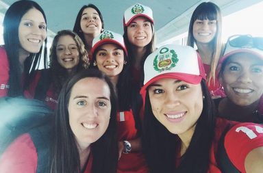 Equipo peruano de basquet femenino