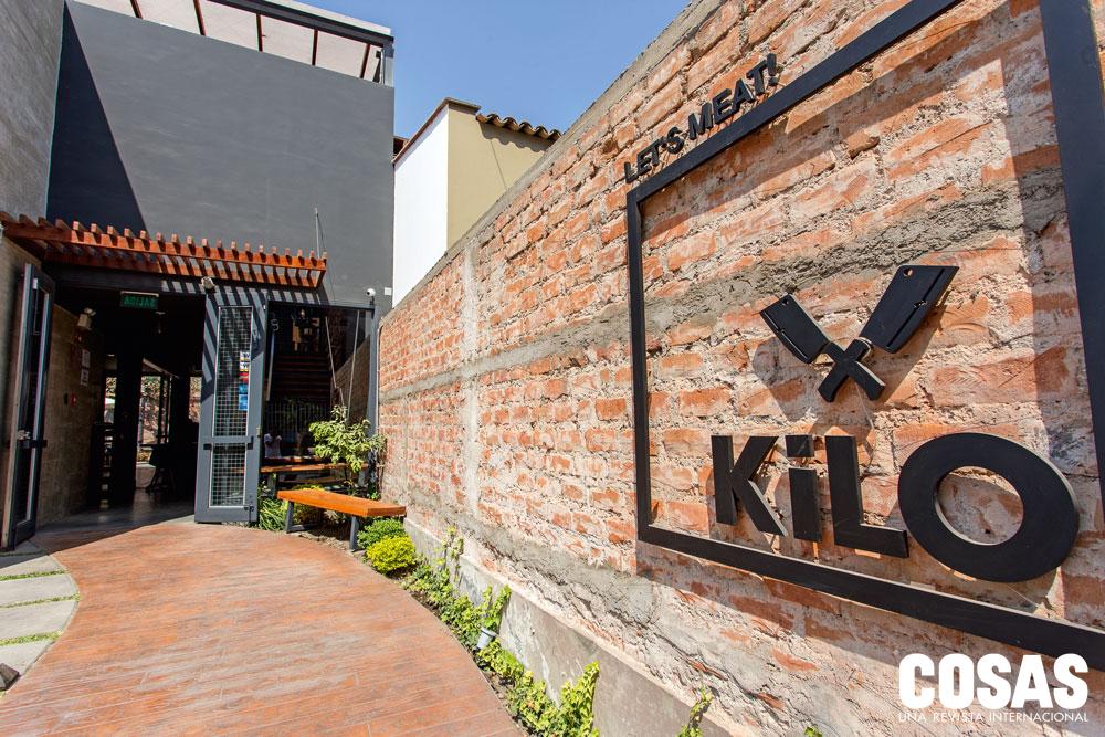 Carolina Uechi dejó su restaurante La Cocina de Caro para abocarse a la concepción de Kilo.