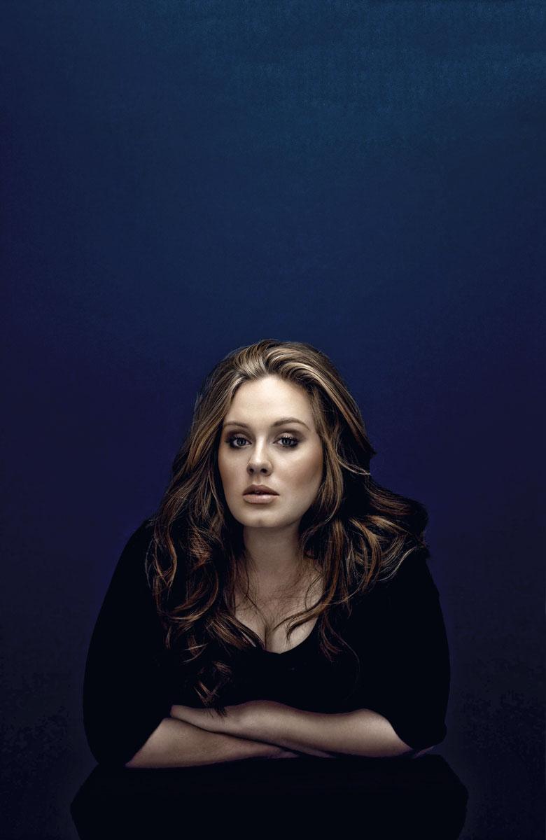 """Adele y su padre se amistaron en 2013, luego de que este revelara al diario """"The Sun"""" que padecía de cáncer."""
