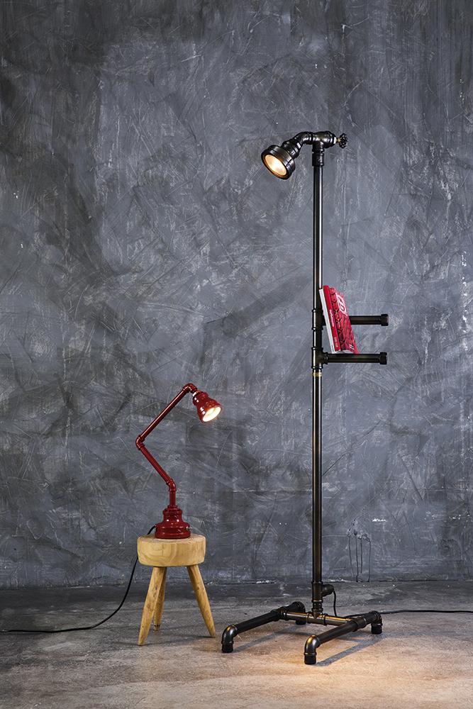 Lámpara Huxley