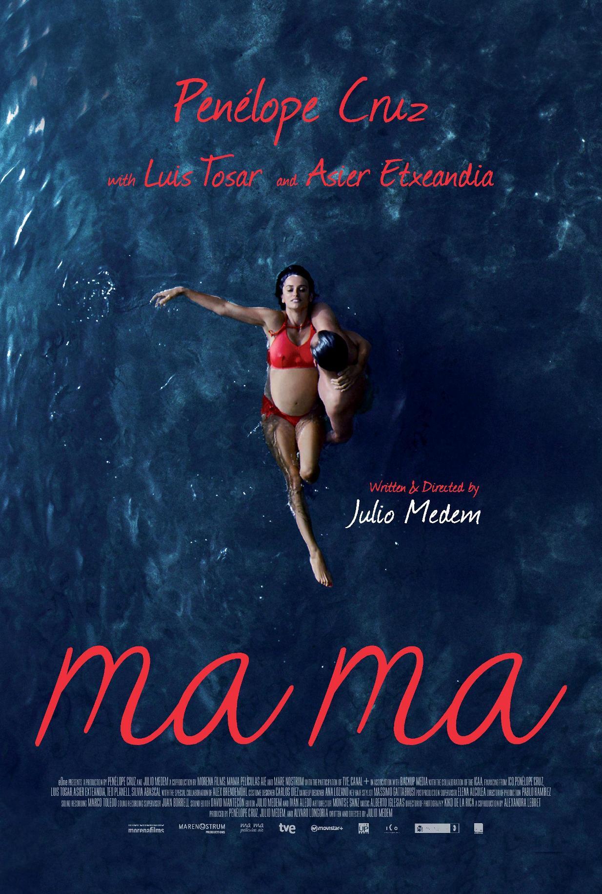 """""""Ma Ma"""" ha tenido reseñas mixtas, pero incluso los que fueron decepcionados por la película, reconocen la interpretación arrolladora de Penélope."""