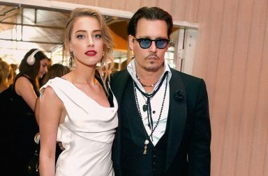 Johnny Depp y Amber Heard