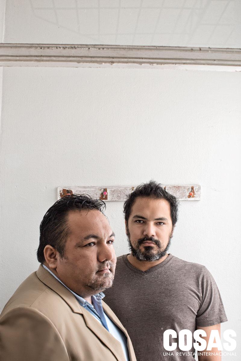 Un gran cómplice. Abogado de profesión, Meackol J. Ciurlizza es el hermano mayor de Carlos y también su productor general