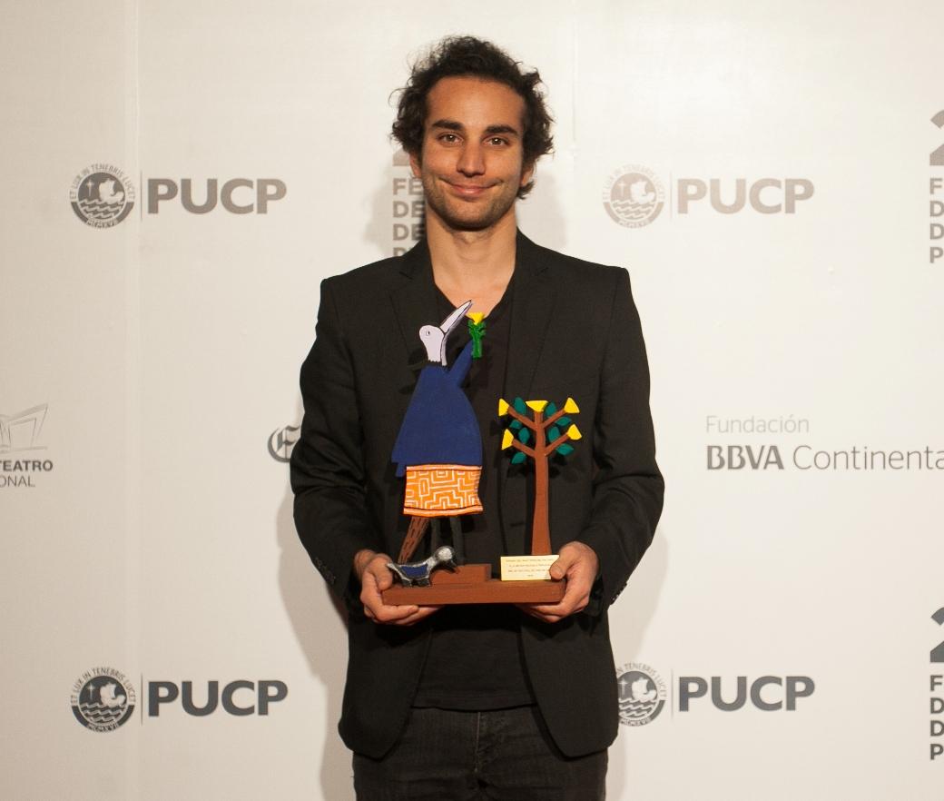 """""""El soñador"""", de Adrián Saba, ganó el premio a Mejor Película Peruana y una mención honrosa en los premios de la crítica."""