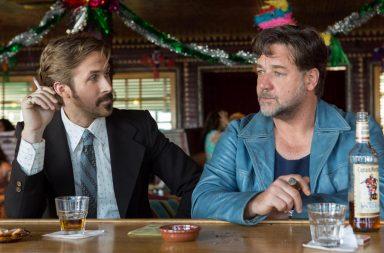 Ryan Gosling y Russell Crowe, The Nice Guys
