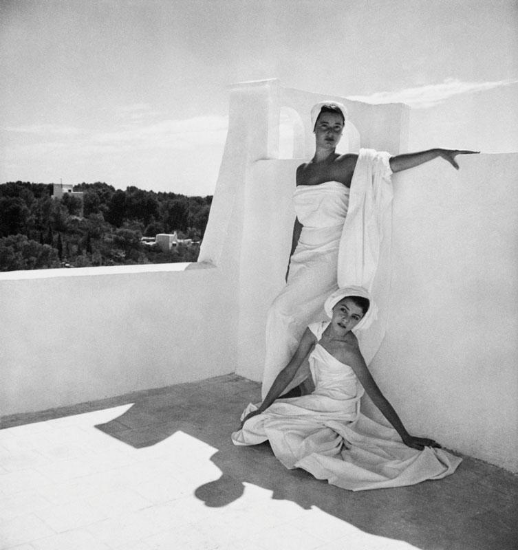 Mallorca fue uno de los escenarios más recurrentes en las tomas del artista.