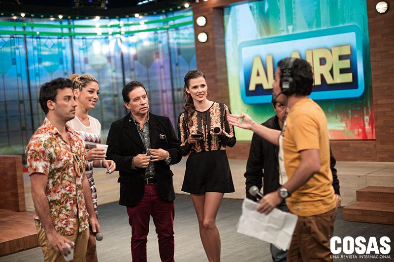 Desde fines de julio, el 85% de la producción de América Televisión ya se trabaja en Pachacámac.