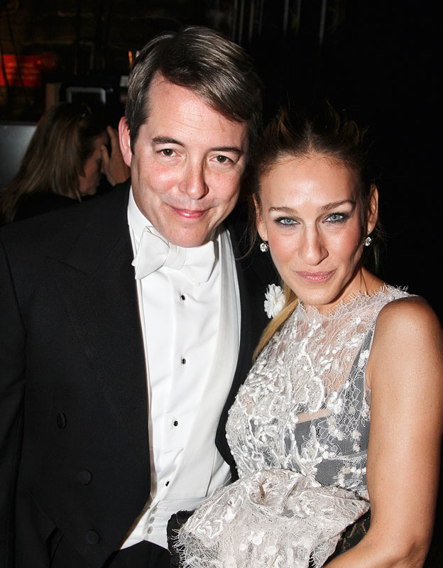 Casada con el actor Matthew Broderick desde hace casi veinte años, la pareja tiene tres hijos.