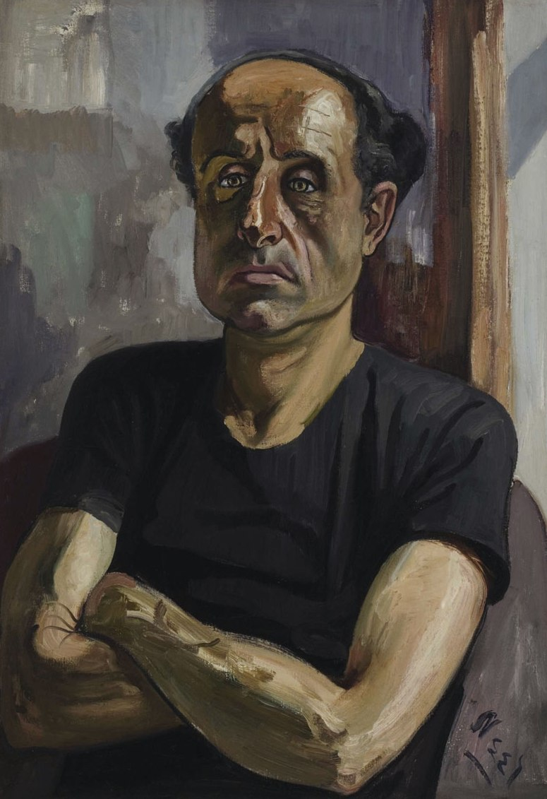 """Portrait of Sam"", 1958."