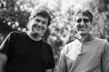 Daniel Rodríguez Risco y David Fischman