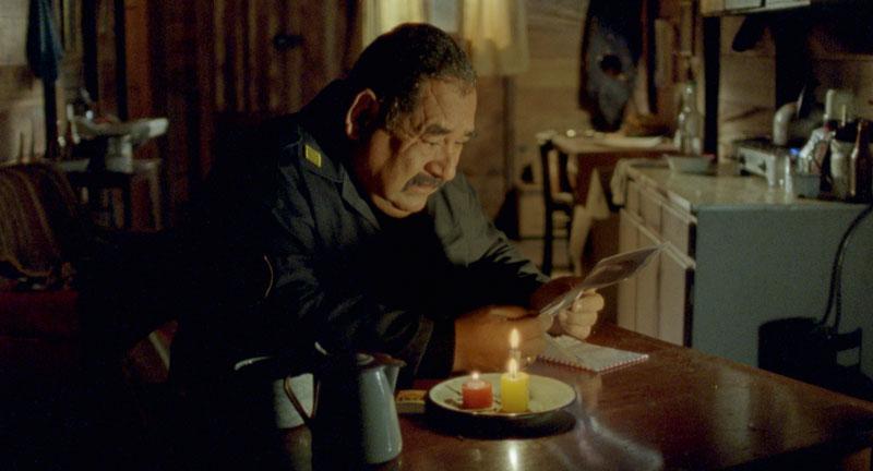 En el elenco contrasta la presencia de actores de trayectoria, como Ramón García, y vecinos de las localidades en las que filmaban.