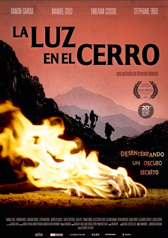 """""""La luz en el cerro"""" fue filmada a más de cuatro mil metros de altura, en Marcapata y Coline, Cusco."""