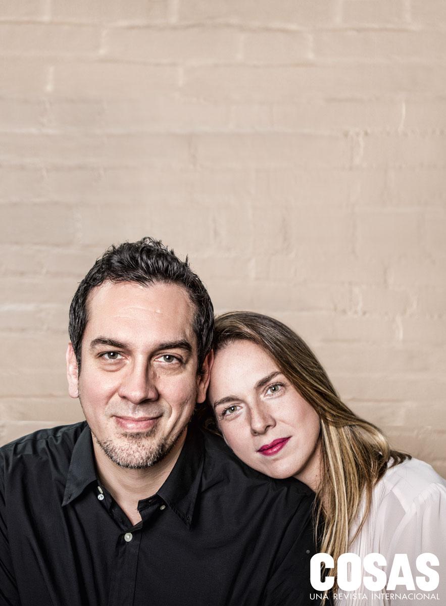 Ricardo dirige la película y Michelle, su esposa, es la productora. Ambos participaron de todo el proceso creativo.