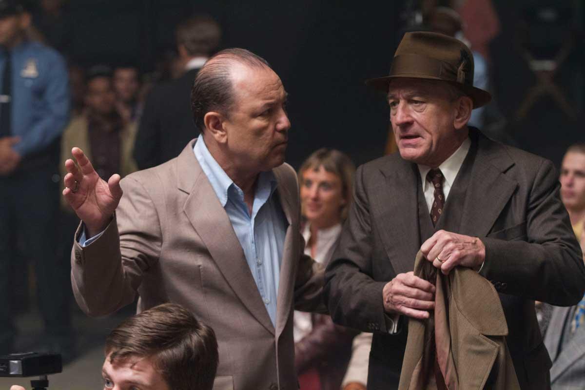 En la película, Robert de Niro interpreta a Ray Arcel, mítico entrenador de 'Mano de Piedra' Durán.