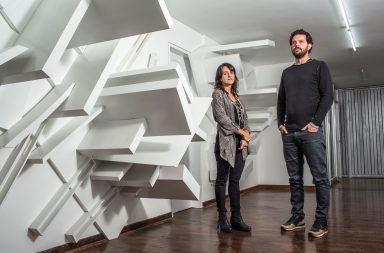 Sophie Le Bienvenu y Federico Dunkelberg
