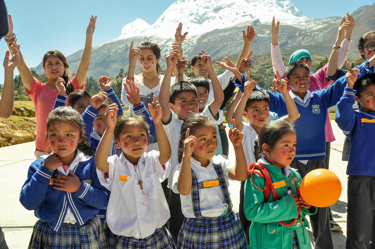 Misión Huascarán