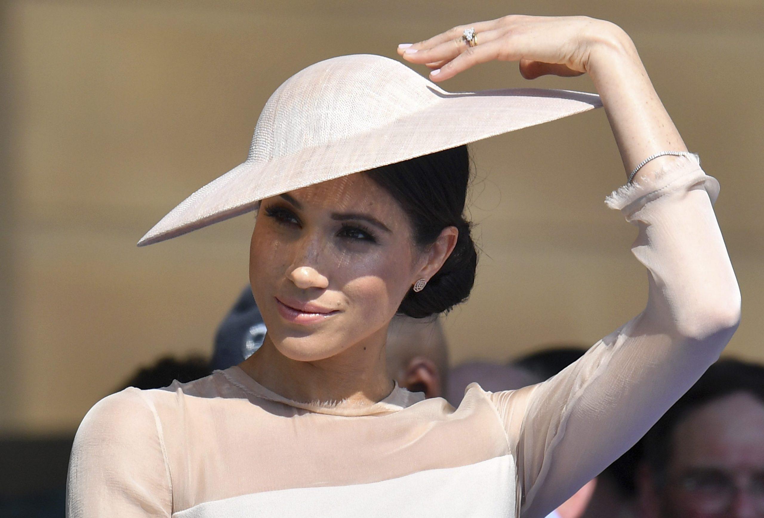 Meghan Markle no sería la madrina del quinto heredero al trono, el príncipe Louis.