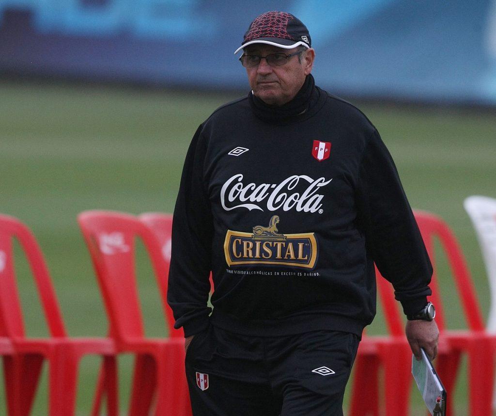 Julio García Torres trabajó de manera cercana con el cuerpo técnico de Sergio Markarián entre 2010 y 2014.