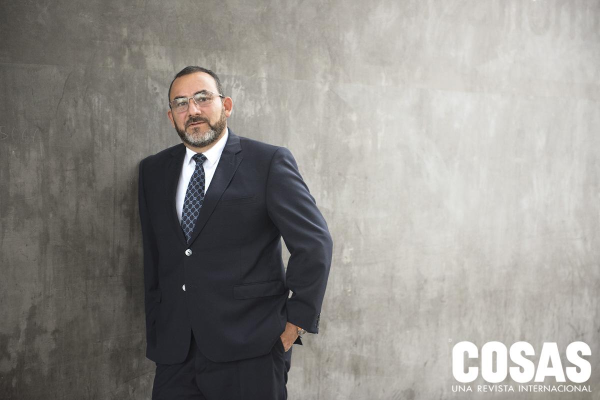 Julio García Torres, abogado de Paolo Guerrero.