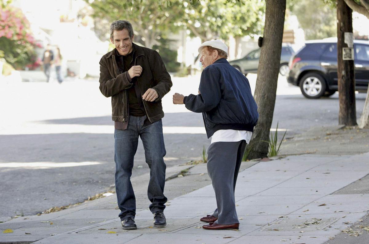 Ben y Jerry Stiller han dedicado sus carreras a la comedia.