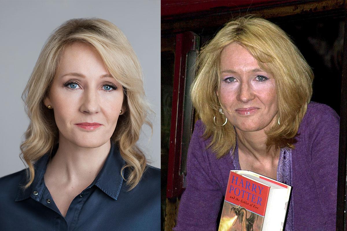 J K Rowling Asi Era La Vida De La Escritora Britanica Antes De