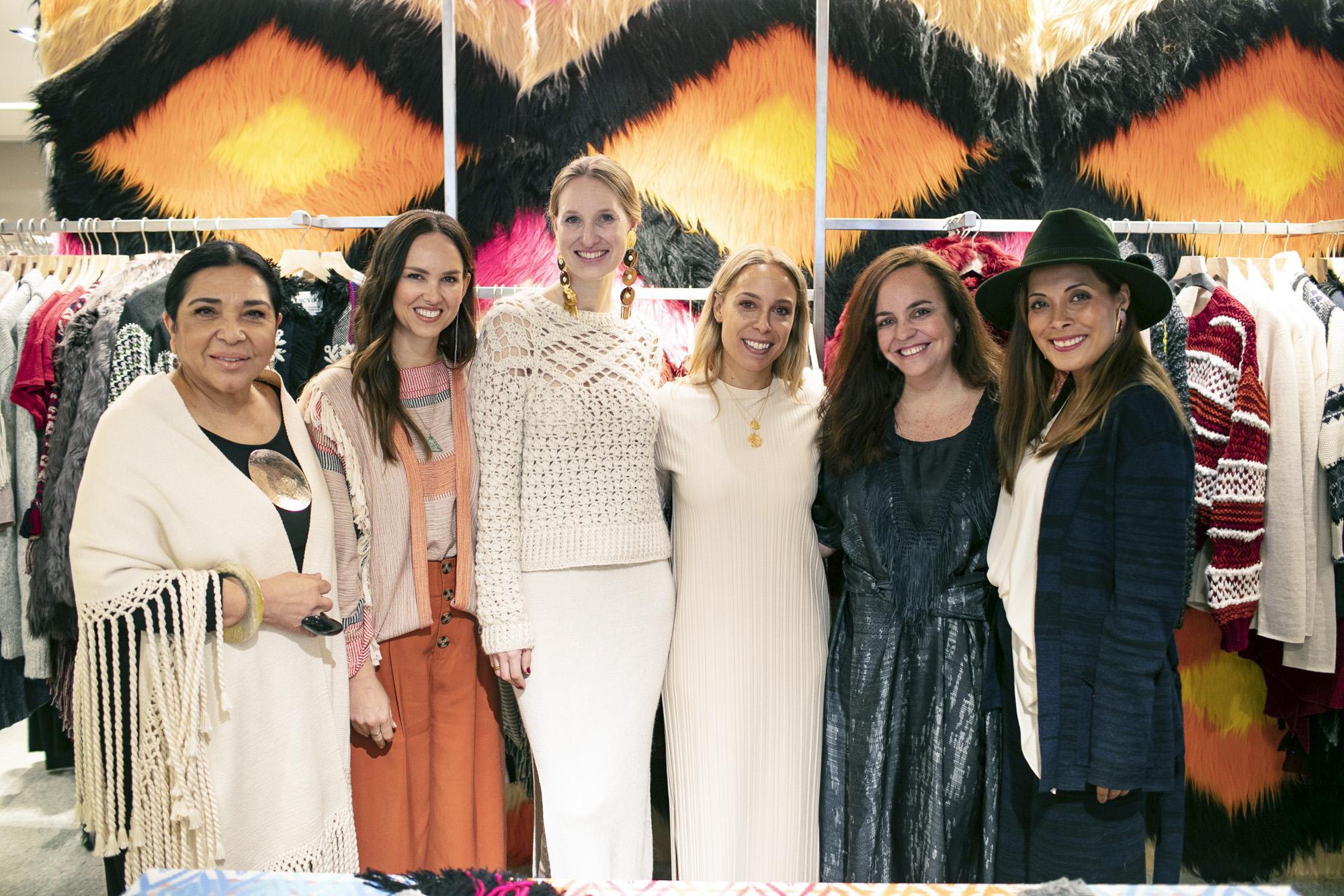 Diseñadoras peruanas en Bergdorf Goodman