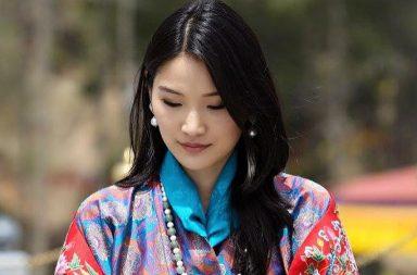 Jetsun Pema Bután 2