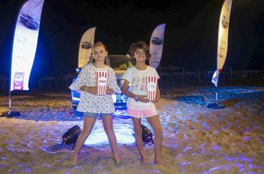 Cine en Playa