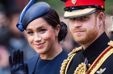 Trooping the Colour Meghan