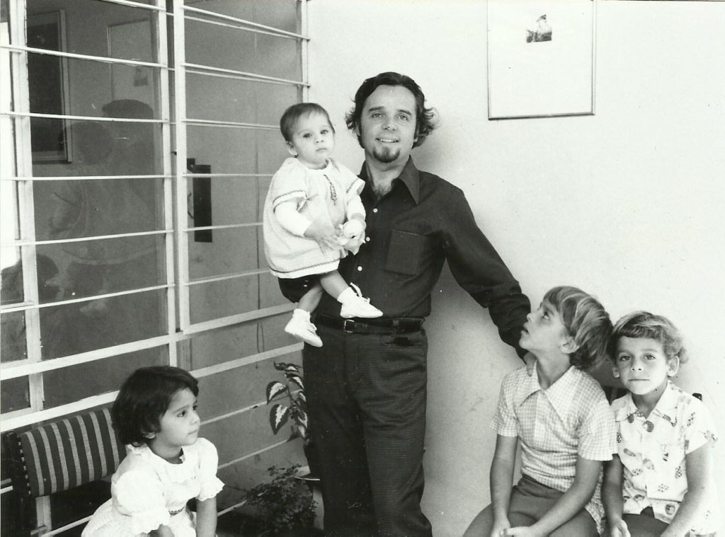 Tord y su familia