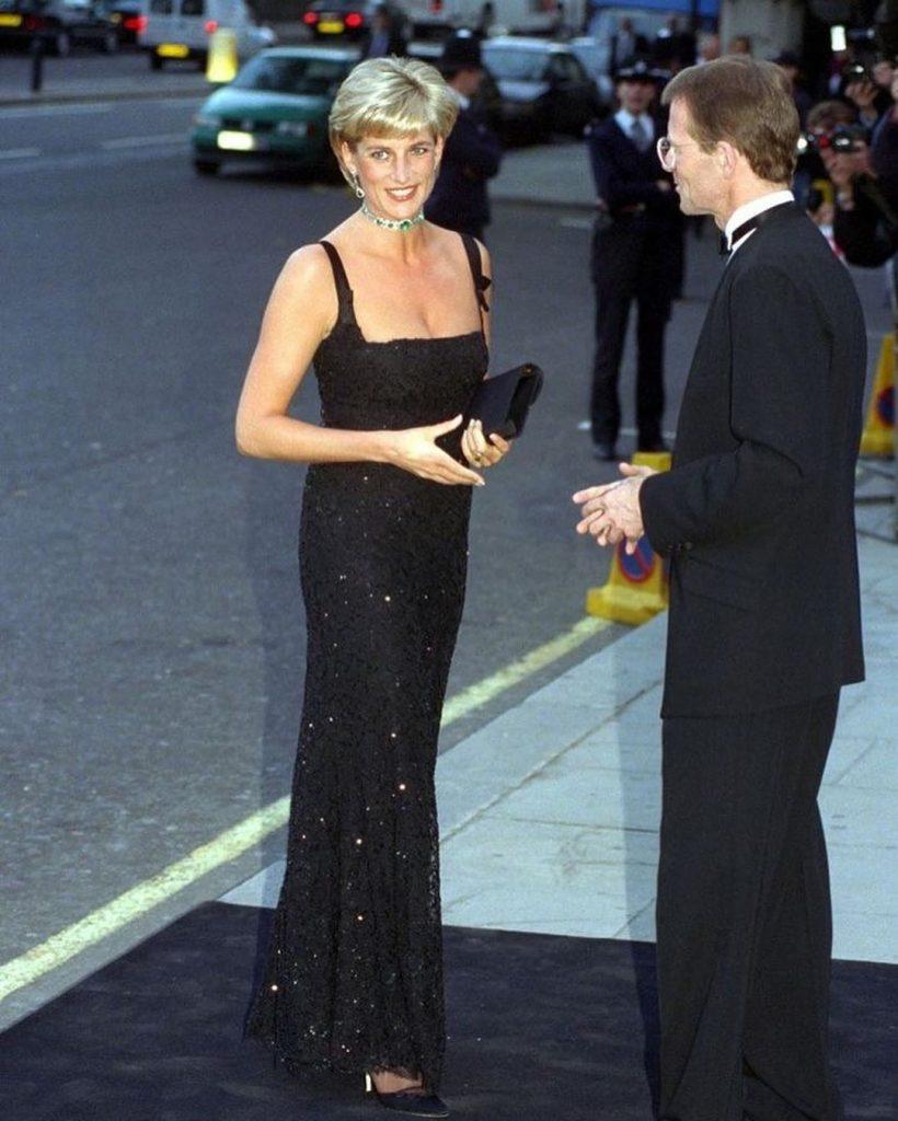 Lady Diana Gales moda curso