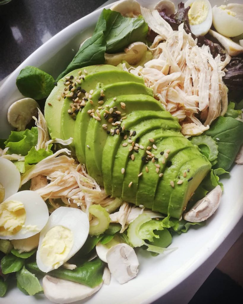 Dieta Keto Alimentos