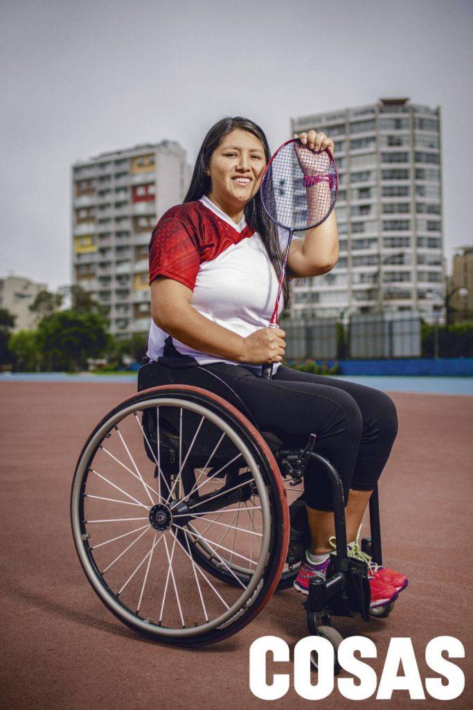 Pilar Jáuregui Juegos Parapanamericanos