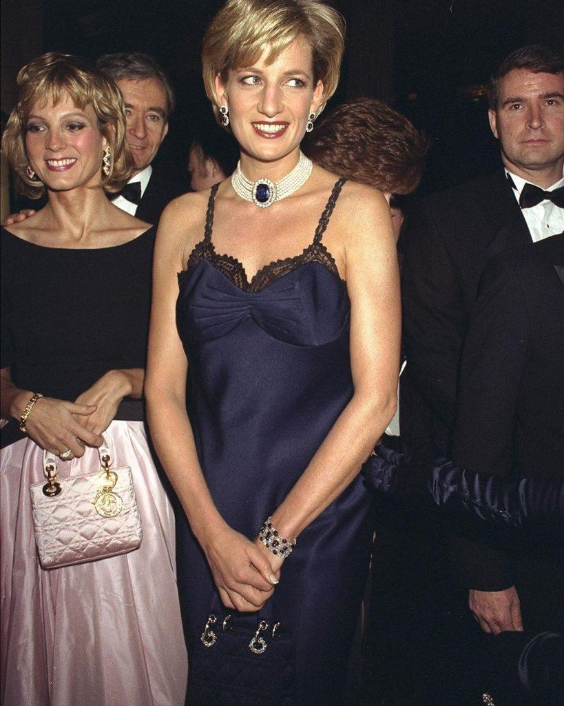 Lady Di Met Gala 1983
