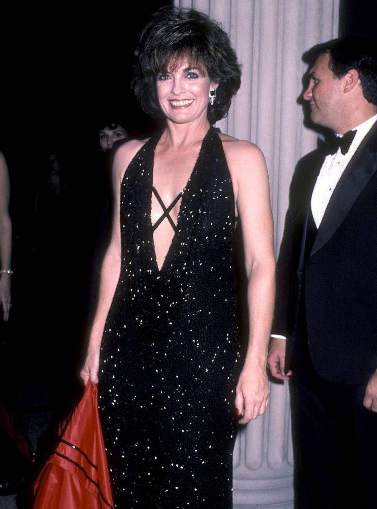 linda gray met gala 1983