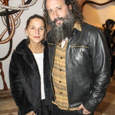 Lorena Salmóny Javier Graña.