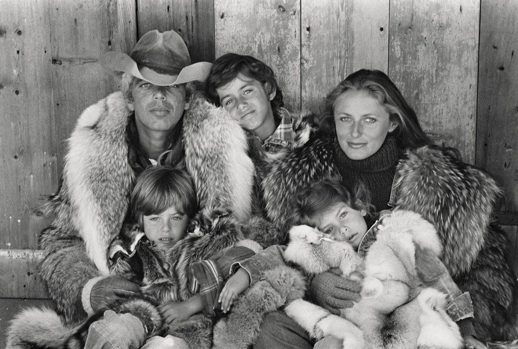 Ralph Lauren Familia