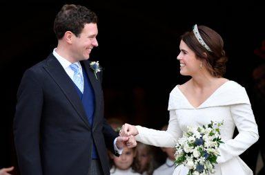 Eugenie de York boda