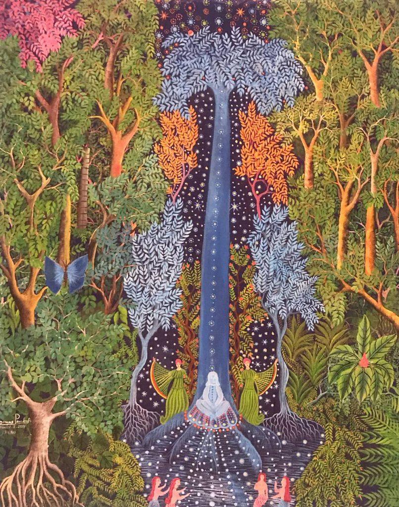 agenda octubre cultural pintura